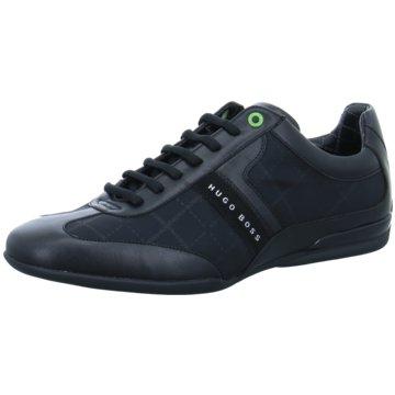 Hugo Boss Sportlicher Schnürschuh schwarz