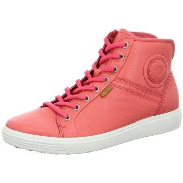 Ecco Sneaker High lachs