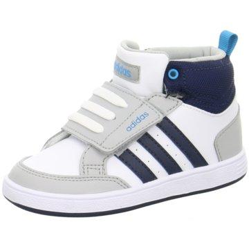 adidas NEO Sneaker High weiß