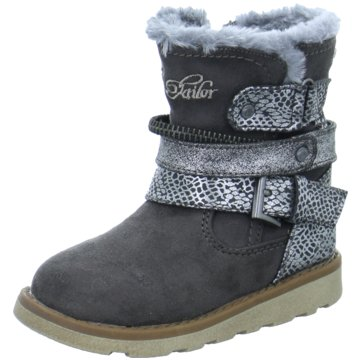 Tom Tailor Winterstiefel grau