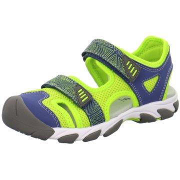 Legero Sandale grün