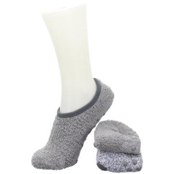 Camano Socken / Strümpfe grau