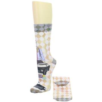 Wigglesteps Socken / Strümpfe beige