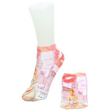 Wigglesteps Socken / Strümpfe rot
