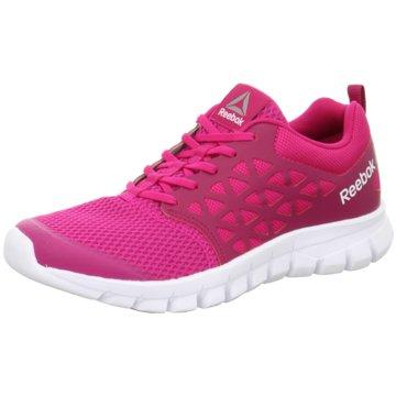 Reebok Trainingsschuhe pink