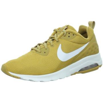 Nike Trainingsschuhe gelb