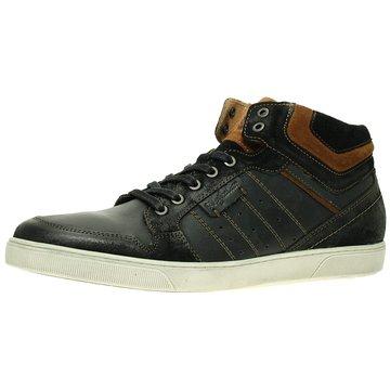 Australian Footwear Sneaker High schwarz