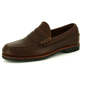 Allen Edmonds Business Mokassin braun