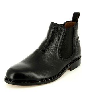 Laszlo Chelsea Boot schwarz