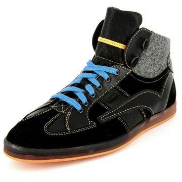 Floris van Bommel Sneaker High schwarz
