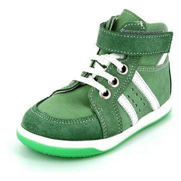 Däumling Sneaker High grün