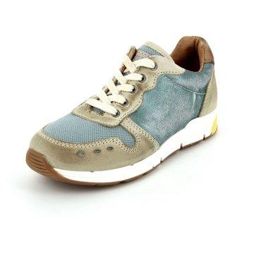 Bisgaard Sportlicher Schnürschuh blau