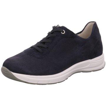 Semler Sneaker blau