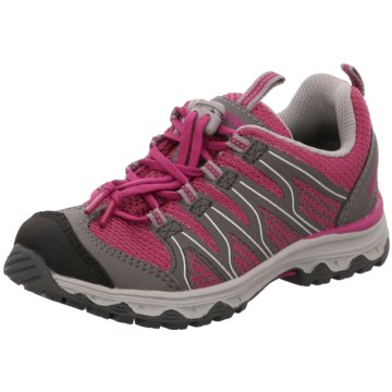 Skechers Wander- & Bergschuh pink