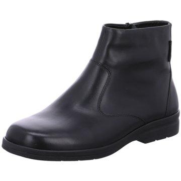 Mephisto Komfort Stiefel schwarz