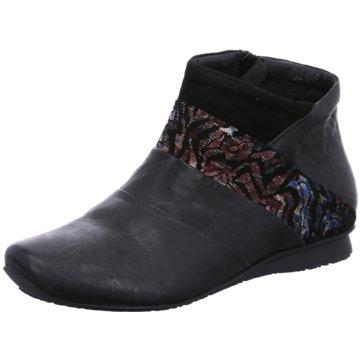 CROCS Komfort Stiefelette schwarz