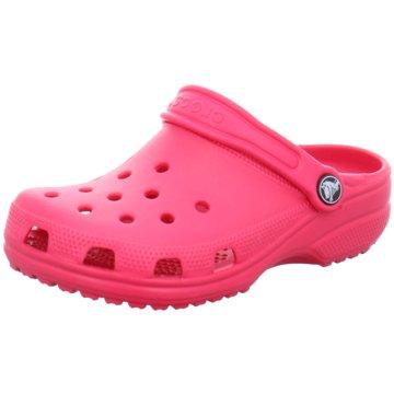 CROCS Pantolette pink