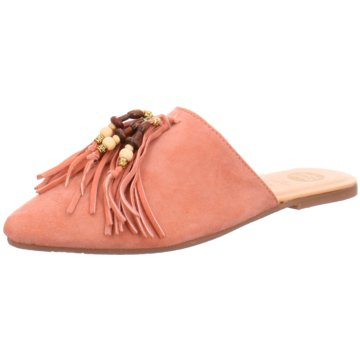 Gioseppo Mules Pantoletten rosa