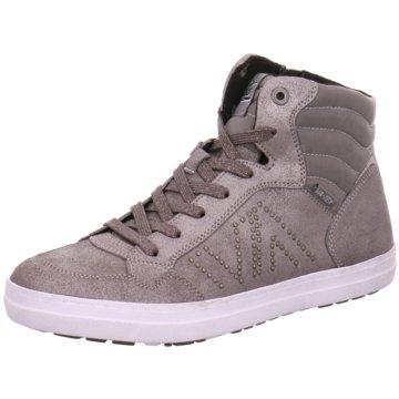 Vado Sneaker High silber