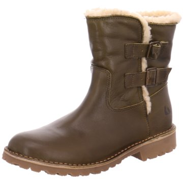 Online Shoes Winterboot oliv