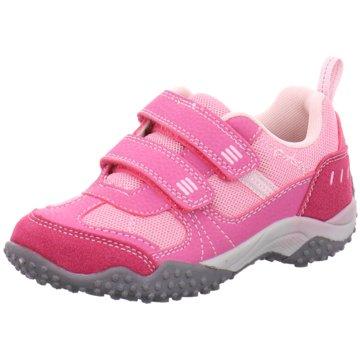 Indigo Klettschuh pink