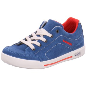 LOWA Sneaker blau