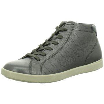 Ecco Sneaker High grau