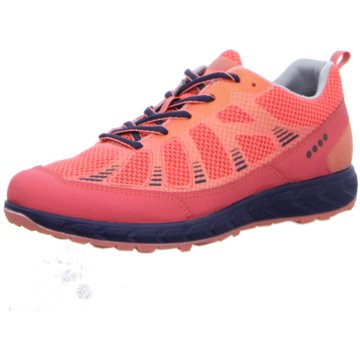 Ecco Trainingsschuhe coral