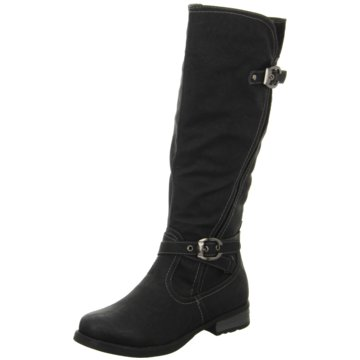 Alyssa Klassischer Stiefel schwarz