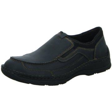 Scarbello Komfort Slipper schwarz