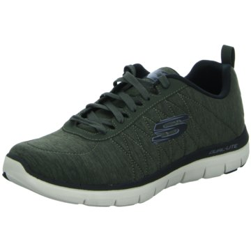 Skechers - Schnürhalbschuh Flex Advantage 2.0-Chillston -  gruen