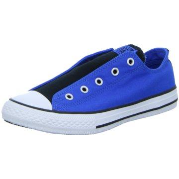 Converse Slipper blau