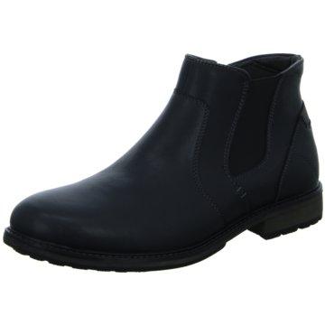 Living Updated Chelsea Boot schwarz