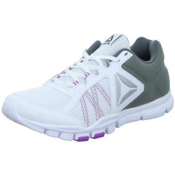 Reebok - Running YOURFLEX TRAINETTE 9.0 MT -  weiss