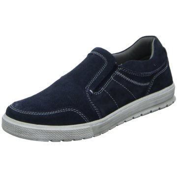 BOXX Komfort Slipper blau