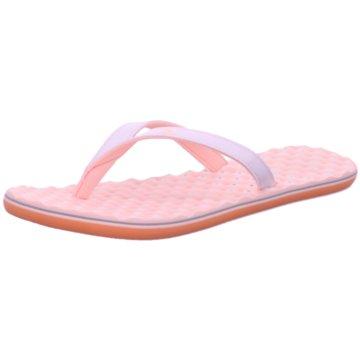 adidas Bade- Zehentrenner weiß