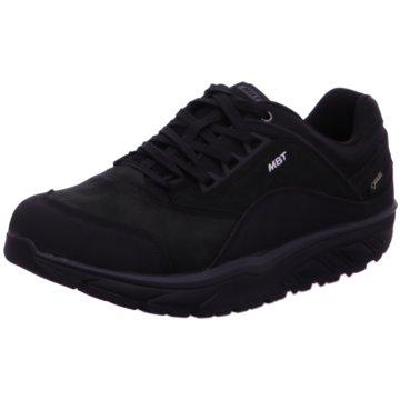 MBT Sneaker Low schwarz