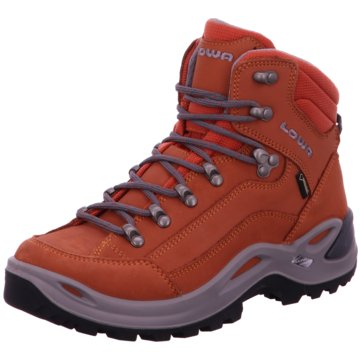 LOWA Outdoor Schuh orange