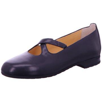Truman's Komfort Slipper blau