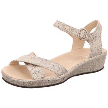Brunate Komfort Sandale beige