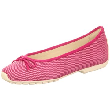 Mania Klassischer Ballerina pink