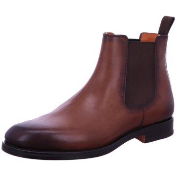 Santoni Chelsea Boot braun