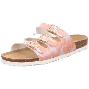 Comfort Line Damen Clogs & Pantoletten, Braun - Braun - Größe: 39