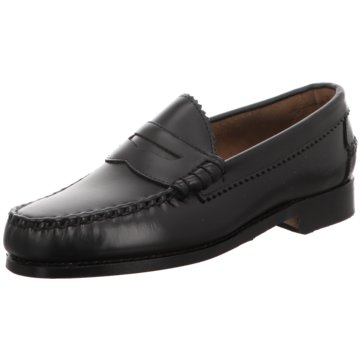 Allen Edmonds Business Mokassin schwarz