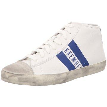 Bikkembergs Sneaker High weiß
