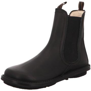 Trippen Komfort Stiefel schwarz