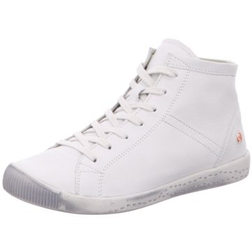 Softinos Sneaker High weiß