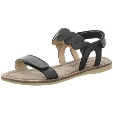 Bisgaard Sandale schwarz