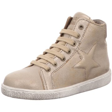 Bisgaard Sneaker High beige
