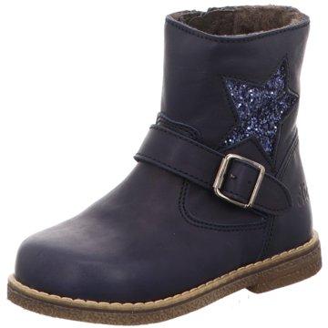 CliC Hoher Stiefel blau